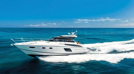 Yacht Princess V48