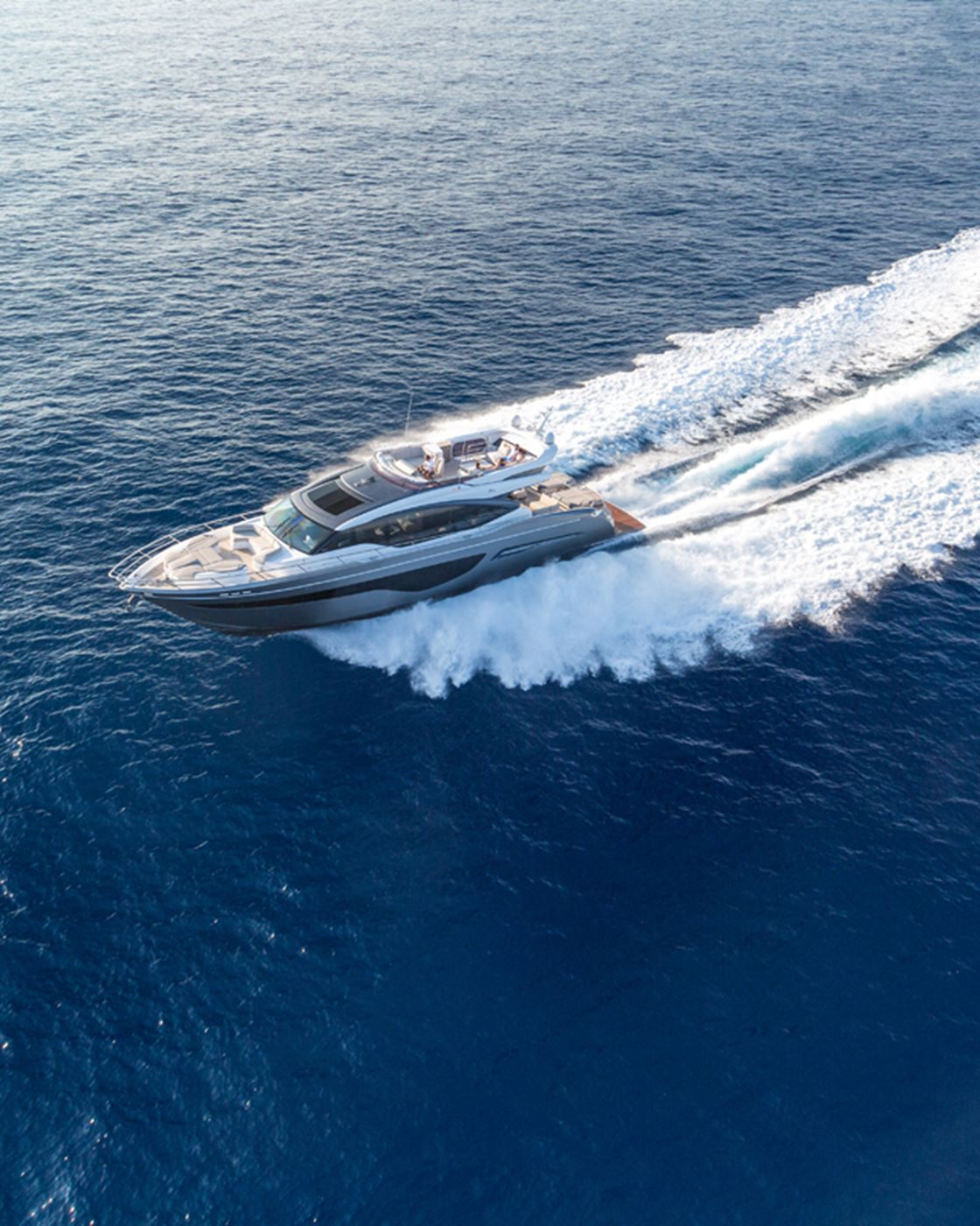 Princess Yachts British Luxury Yacht Manufacturer