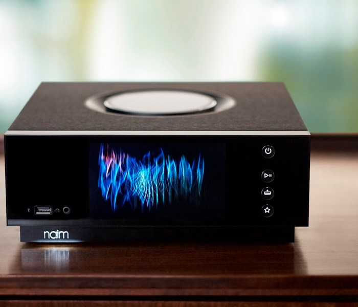 A Naim audio system
