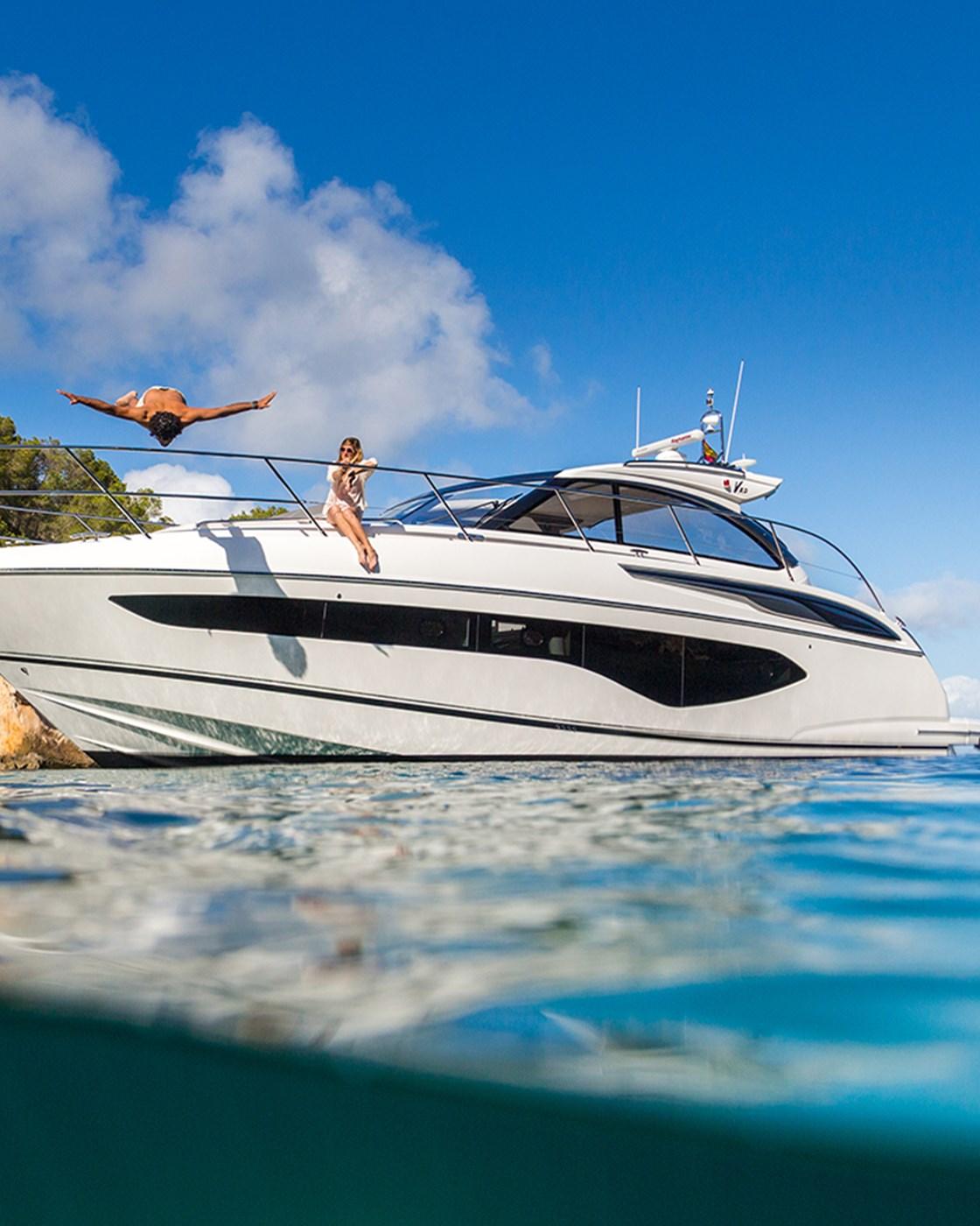 Experience Princess Yachts