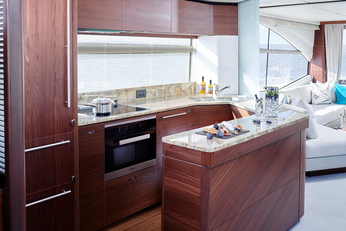 03 75 Motor Yacht interior - Galley (American Walnut Satin).jpg