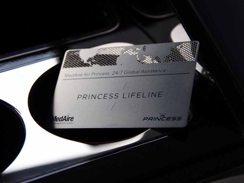 Princess lifeline card