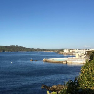 Plymouth coastline