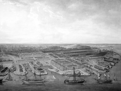 Historical image of Plymouth