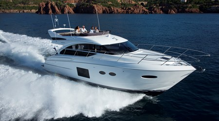 Yacht Princess 52