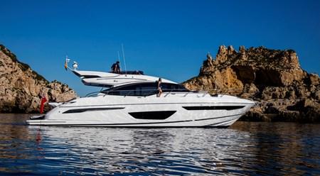Yacht Princess S65