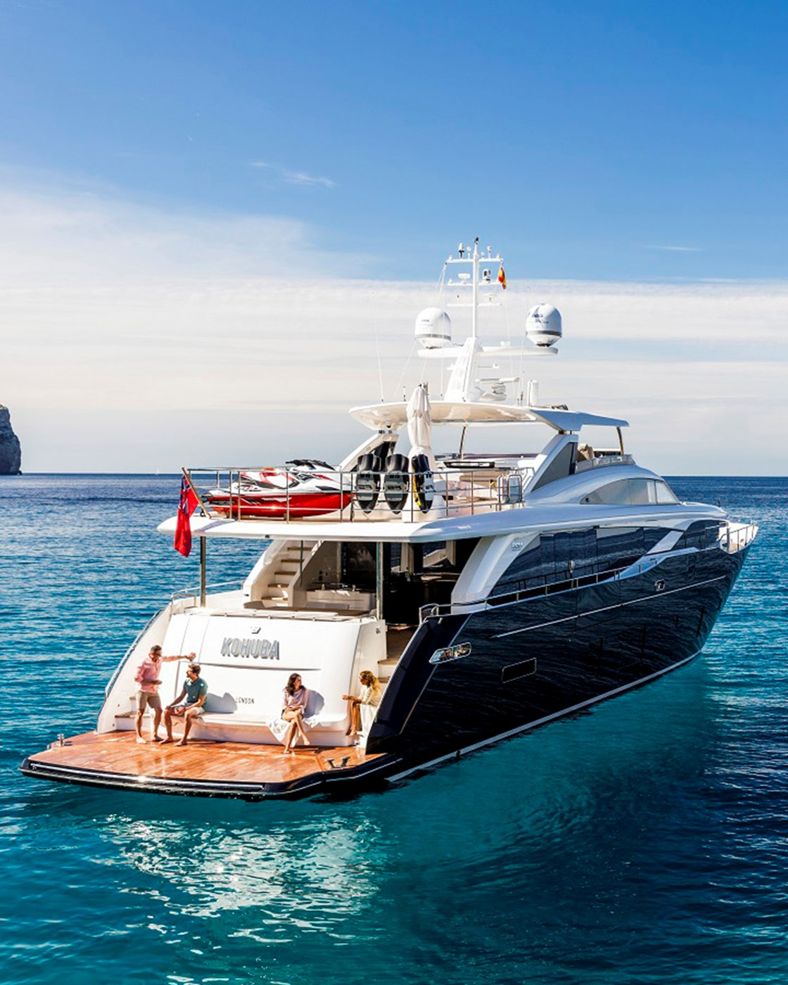 Princess 30m Princess Yachts