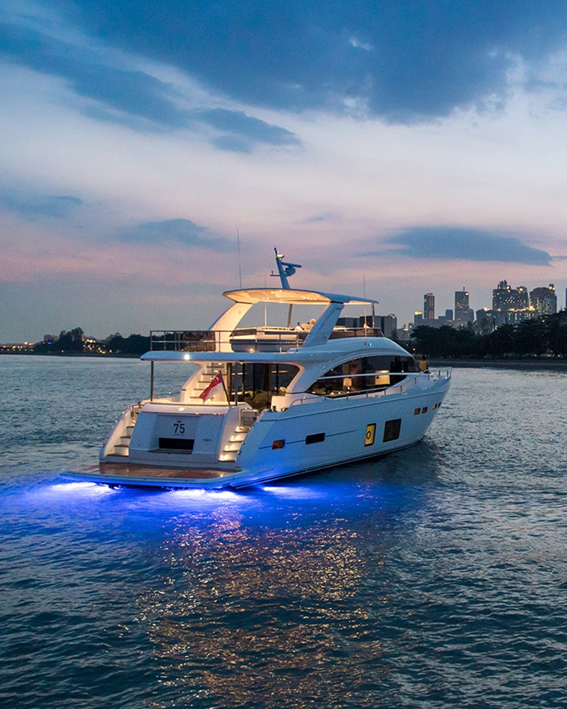 Princess Y75 Motor Yacht Princess Yachts