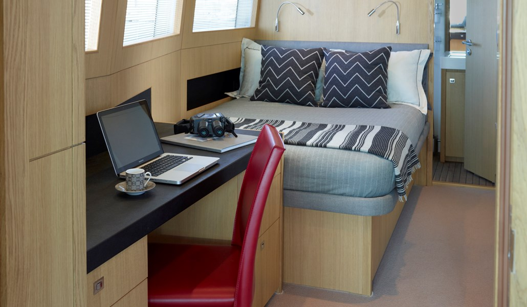 Princess 40M Captains Cabin 2.jpg