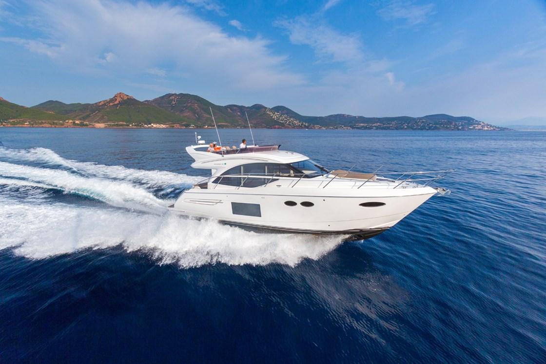 Princess f49 princess yachts